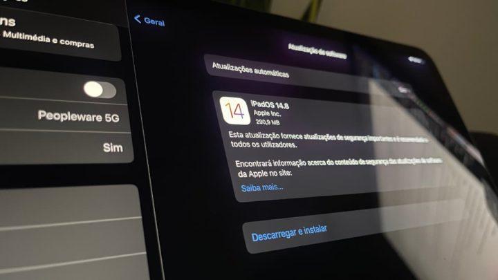 Imagem iOS 14.8