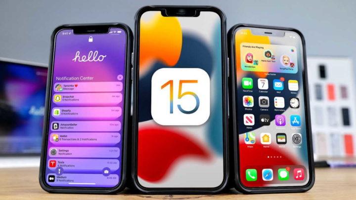 iOS 15 Apple bloqueio segurança problema
