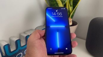 Imagem iphone 13 Pro Max com ProMotion 120 Hz