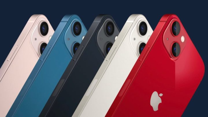 Imagem iPhone 13