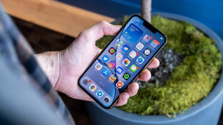 iPhone 13 Pro Max DisplayMate ecrã smartphones Apple