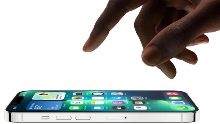 Imagem iPhone 13 RAM