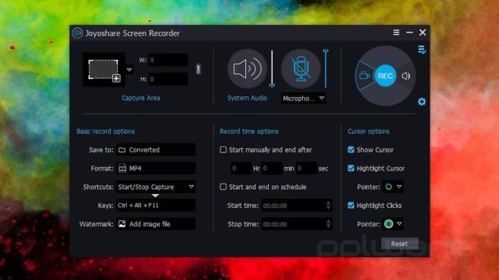 Precisa de uma ferramenta poderosa para gravar o ecrã? Conheça o Joyoshare VidiKit