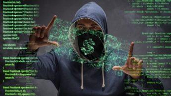 Imagem malware bancário