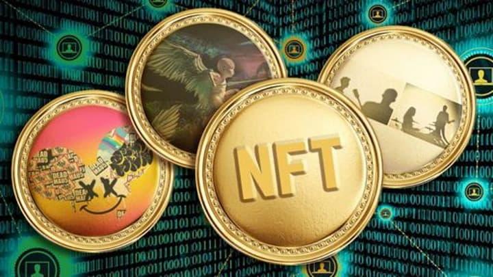 Imagem NFT, missão Inspiration4
