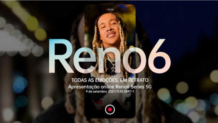 OPPO Reno 6 smartphone