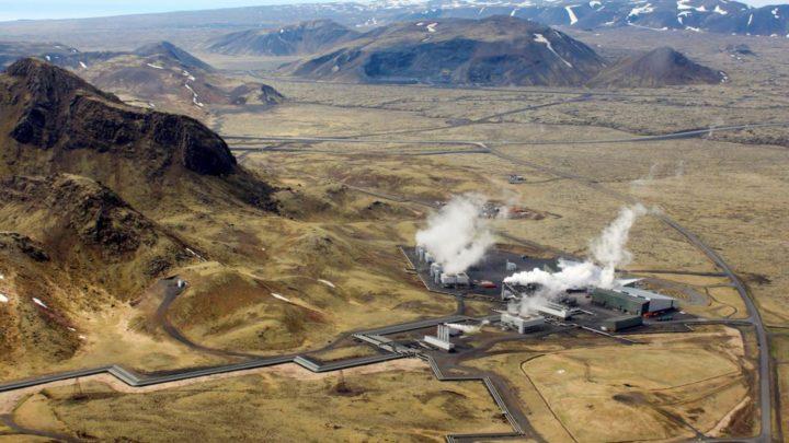 Orca: Maior central de captura de CO2 e está na Islândia