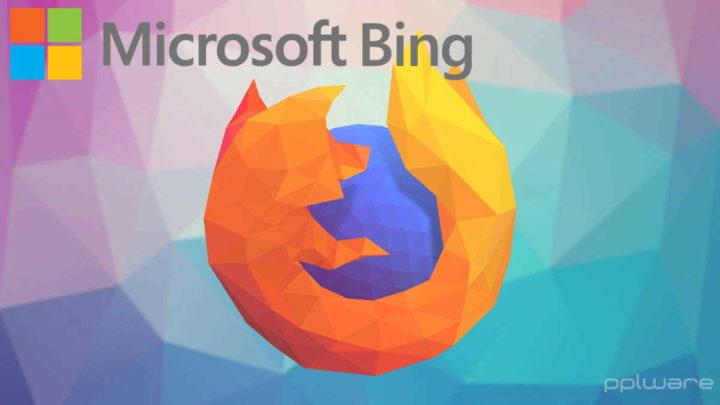 Mozilla Google Firefox Bing browsers