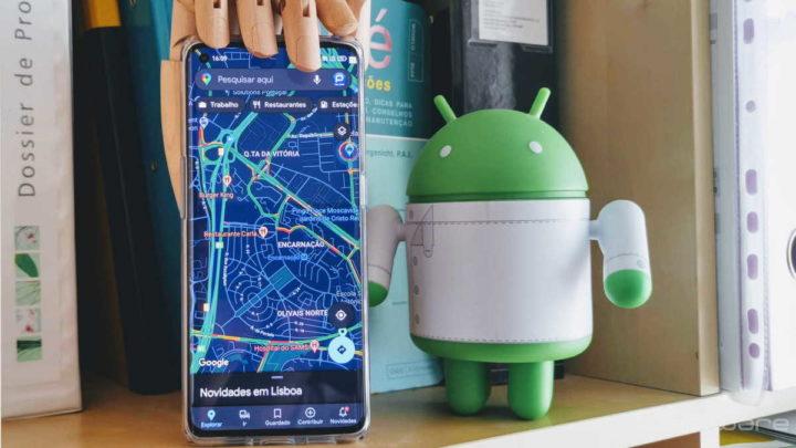 Google Maps personalizar ícone casa