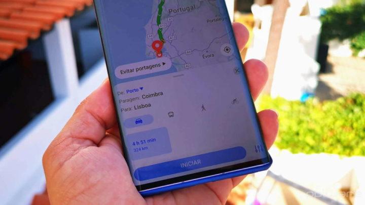 Huawei Petal Maps mapas novidades smartphones