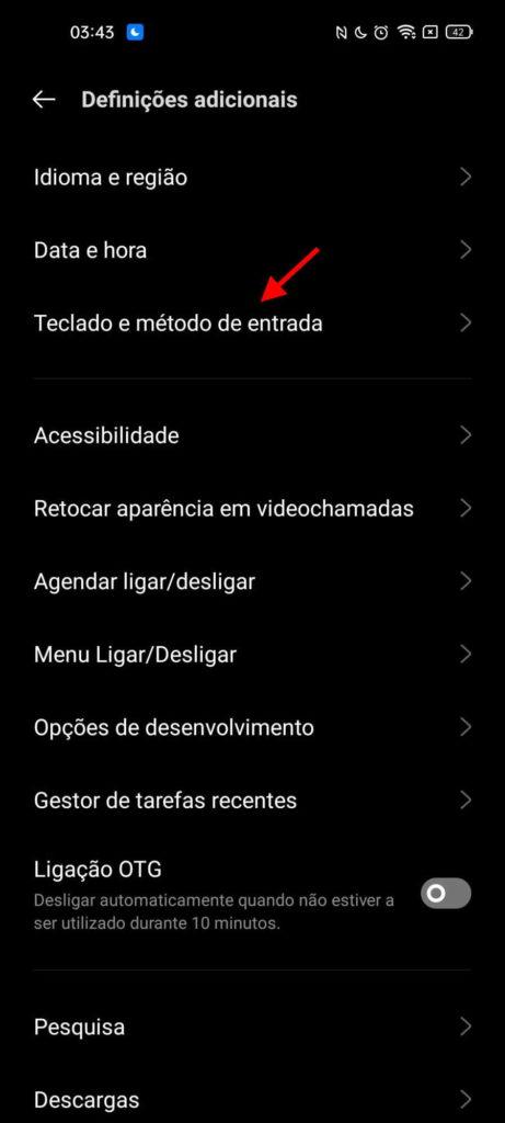Android preenchimento automático dados