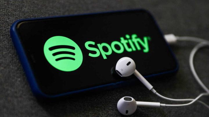 Spotify lista partilhada Fusão utilizadores