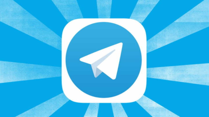 Telegram mensagens remetente original reenviar