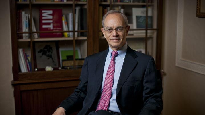 Imagem L. Rafael Reif, presidente do MIT