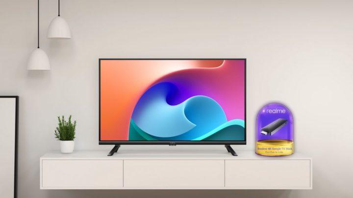 realme 4K Google TV Stick está confirmada! A empresa quer conquistar novos mercados
