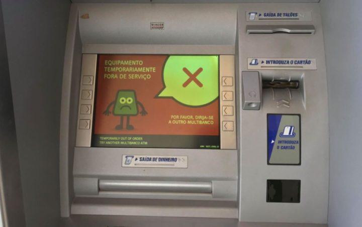 Cuidado Portugal: Detidos por clonagem de cartões multibanco