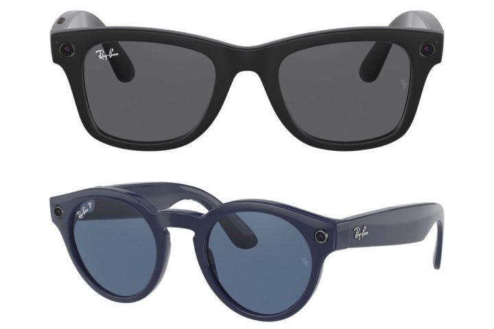 Facebook lança óculos Ray-Ban com câmara por 329 euros