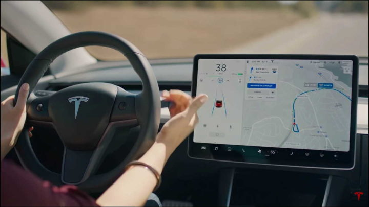 Tesla Full Self-Driving Elon Musk Beta condutores