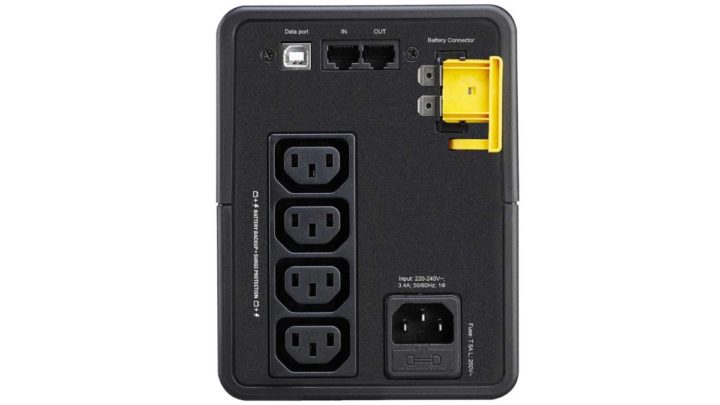 Imagem bateria UPS