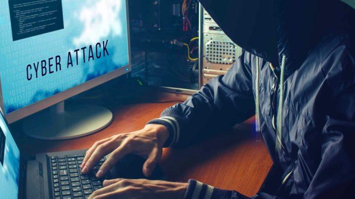 Imagem ataque com malware ao Windows da Microsoft
