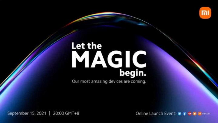 Xiaomi 11T smartphones novidade HyperCharge
