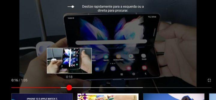 YouTube: como saltar para um ponto específico de vídeo no Android (e outros gestos)