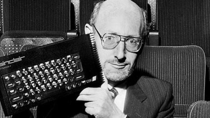 Pai do computador ZX Spectrum morre aos 81 anos