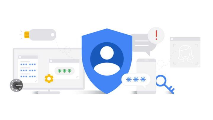 Google autenticação fatores contas segurança