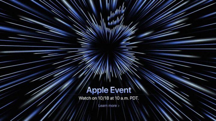 Unleashed: Evento da Apple a 18 de outubro! Vêm aí novos Macs