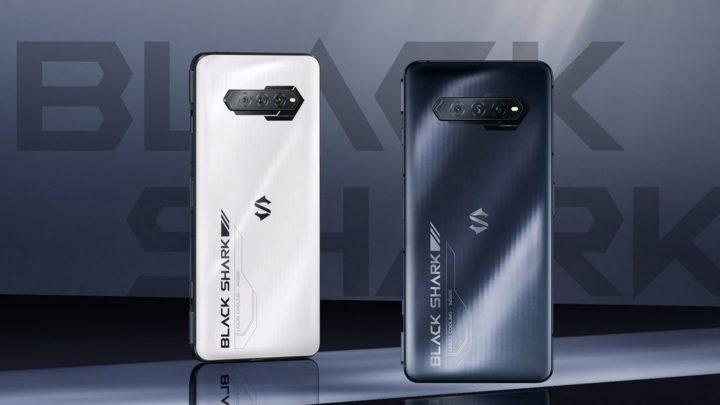 Black Shark 4S e Black Shark 4S Pro chegam com ecrã sensível à pressão