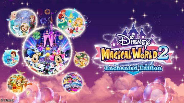Disney Magical World 2: Enchanted Edition chega a tempo do Natal