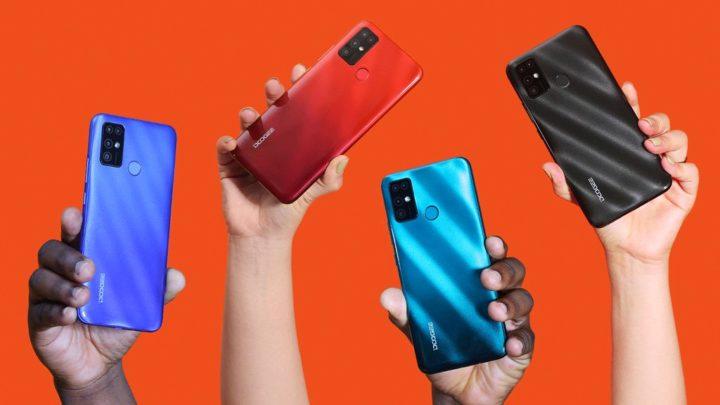 Doogee X96 - o novo smartphone de baixo custo com bateria de 5400 mAh