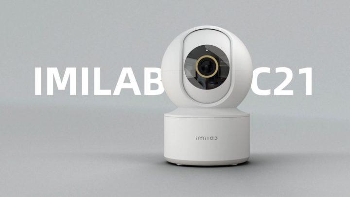 Câmara de segurança IP IMILAB C21