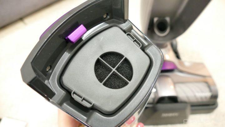 Análise ao aspirador a água Jimmy PowerWash HW8 Pro