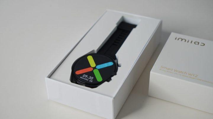 Smartwatch IMILAB W12