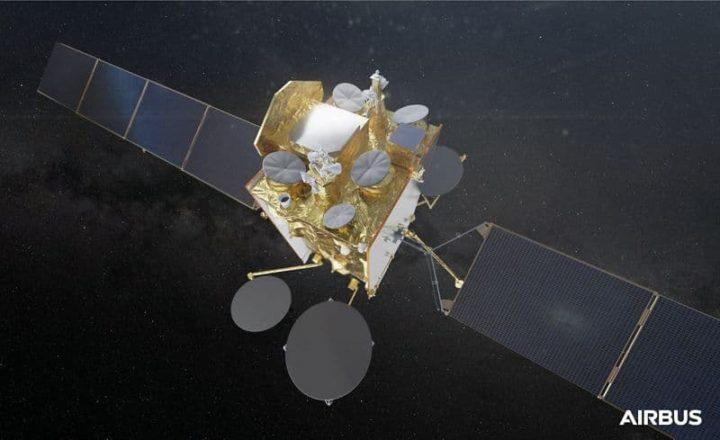 Syracuse 4A: França colocou em órbita satélite militar de última geração