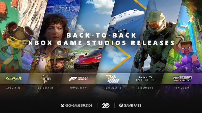 Xbox Game Pass antecipa final de ano de arromba