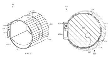Imagem manguito para pressão arterial com emparelhamento Apple Watch