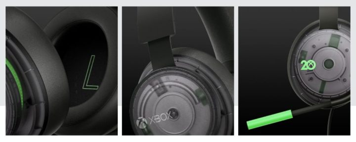 Microsoft prepara novo comando transparente para celebrar os 20 anos da Xbox