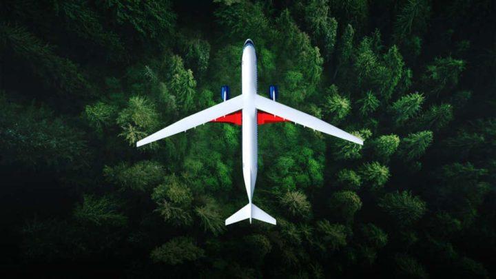 Companhias aéreas mais sustentáveis