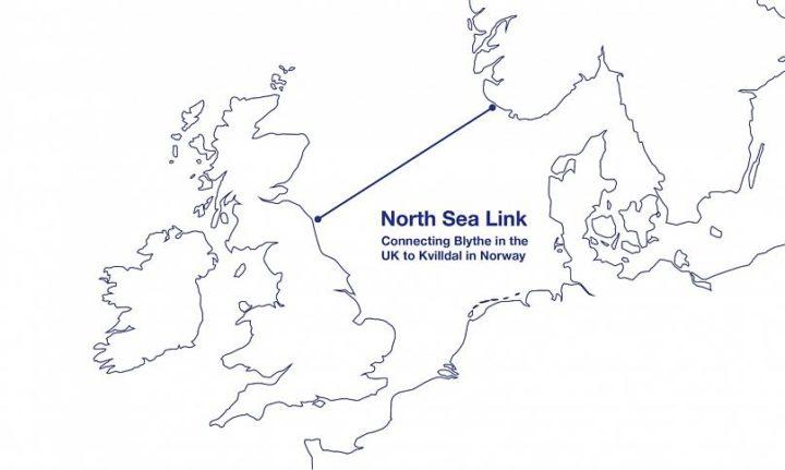 Cabo de eletricidade submarino mais longo do mundo já está operacional