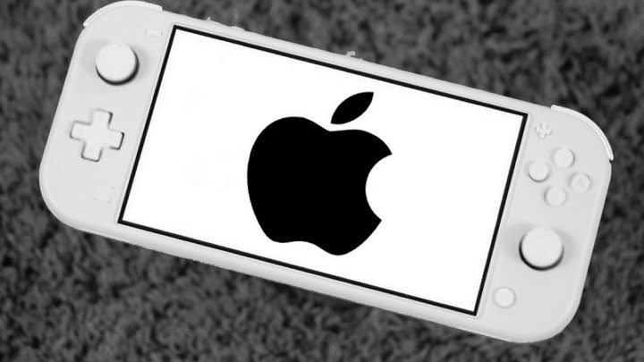 Apple pode estar a preparar uma consola para competir com a Nintendo Switch