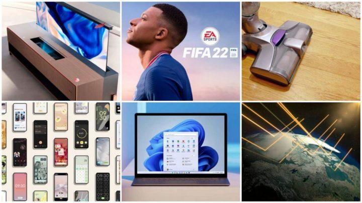 E os destaques tecnológicos da semana que passou foram... - Android, Windows, Intel, Jimmy