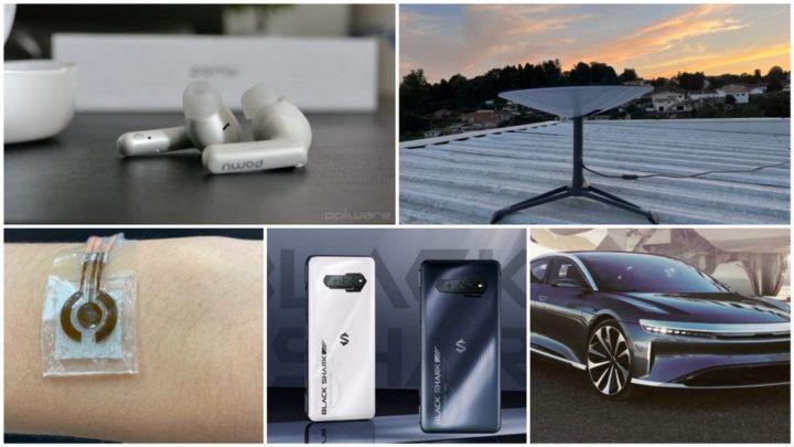 E os destaques tecnológicos da semana que passou foram... - OnePlus, OPPO, Starlink, PaMu