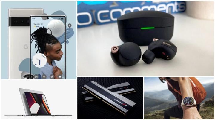 E os destaques tecnológicos da semana que passou foram... - Apple, Sony, Google, Huawei
