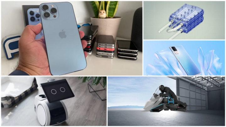 E os destaques tecnológicos da semana que passou foram... - Xiaomi, AMD, Honor, iPhone