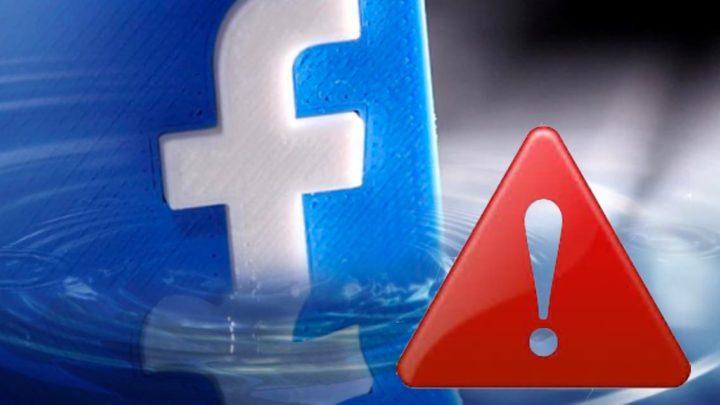 """Apagão do Facebook deveu-se a """"mudança de configuração defeituosa"""""""
