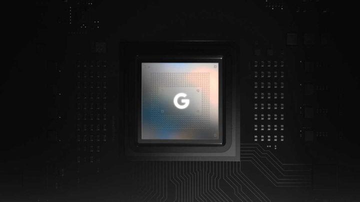 Google Tensor SoC Android