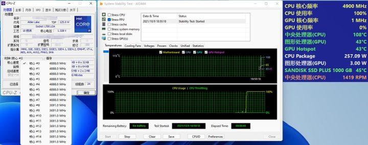 Intel Core i9-12900K tem um desempenho superior ao Ryzen 9 5950X da AMD