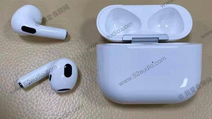"""Nova """"fuga de informação"""" diz que Apple irá lançar os AirPods 3 no evento 'Unleashed'"""